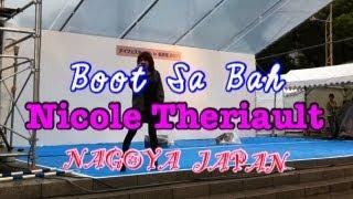 【Thai Pop】 Boot Sa Bah - Nicole Theriault  タイフェスティバル@名古屋