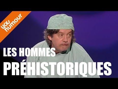 ALBERT MESLAY - Les hommes préhistoriques