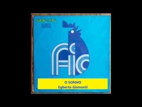 O SONHO -  Egberto Gismonti -  III Festival Internacional da Canção 1968