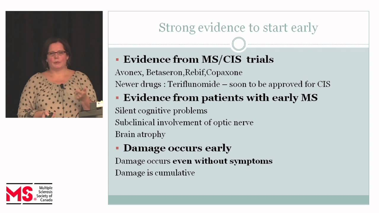 Fast Forward to new treatments for MS