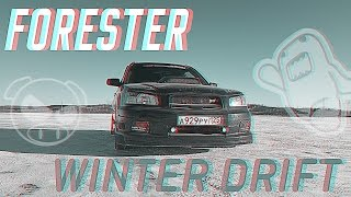 SUBARU FORESTER WINTER DRIFT