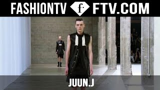 Juun. J Spring/Summer 2016 Show | Paris Men's Fashion Week | FashionTV