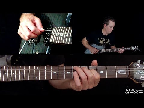 Linkin Park - In The End Guitar Lesson