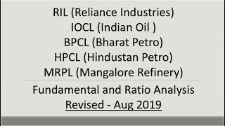 2 PETROLEUM REFINING COMPANIES YOU SHOULD INVEST! WHY?   HPCL & IOCL?  Share Price Analysis