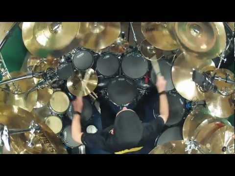Lamb Of God 11th Hour (drum cover) By Kevan Roy