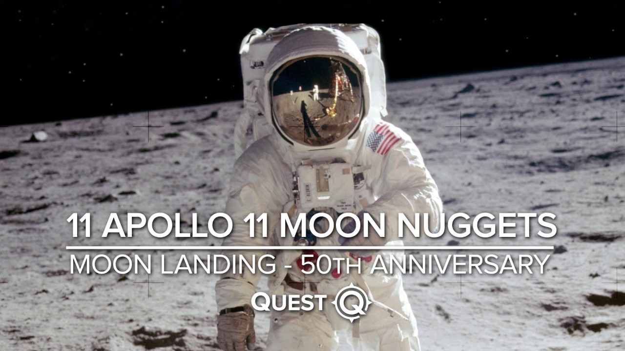 10 amazing facts about the apollo 11 moon landing - 1280×720
