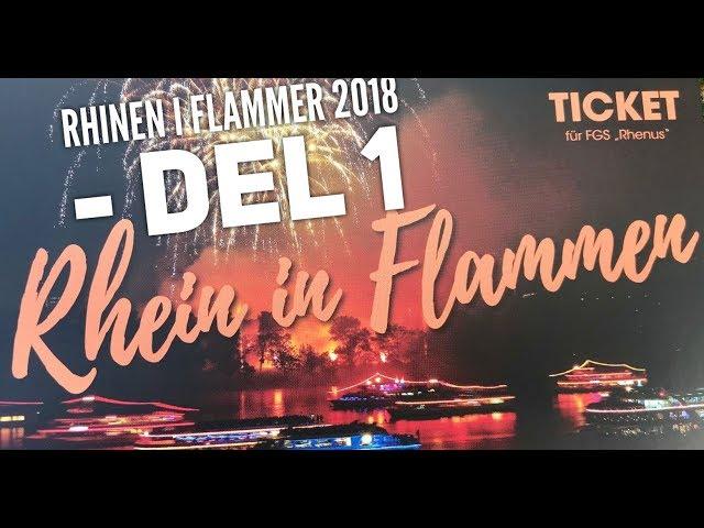 Rhinen i flammer 2018 - del 1