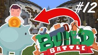 OSZCZĘDNOŚCI YOUTUBERA - BuildBattle /w Ania #12