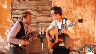 Chris Thile and Michael Daves - Roll In My Sweet Baby