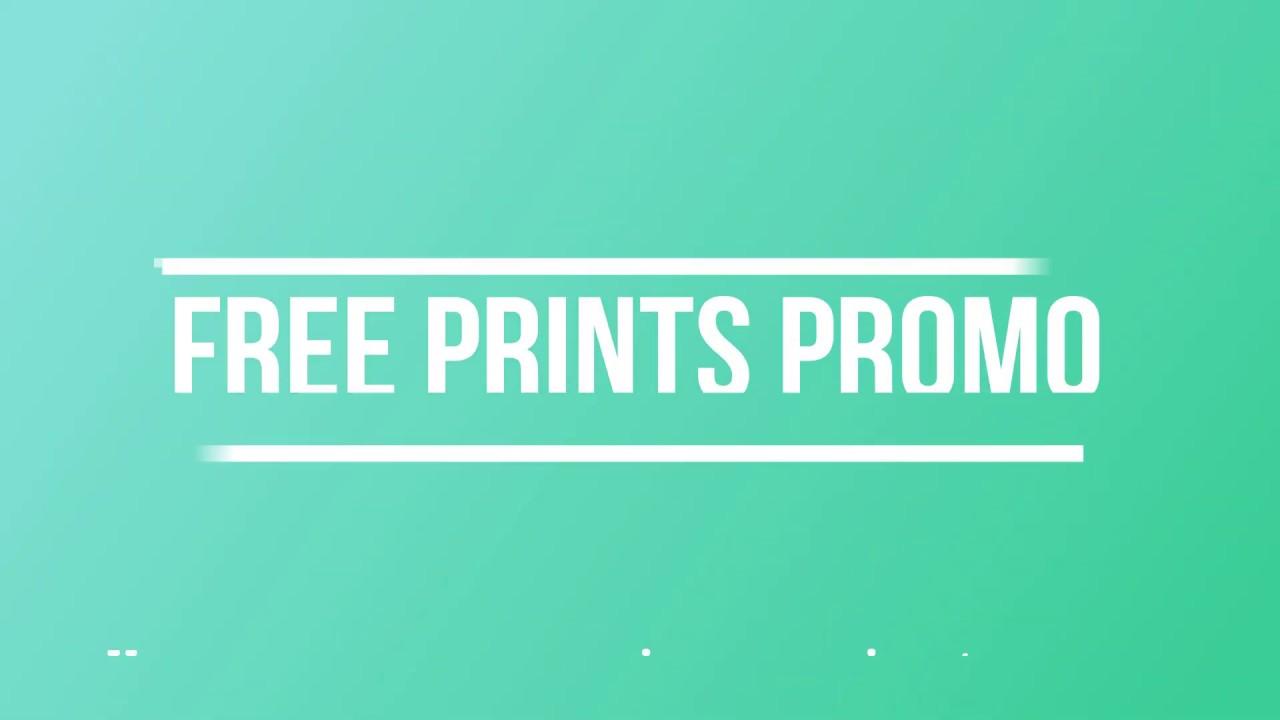 free photo tiles app promo code