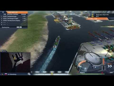 TransOcean - The Shipping Company - Episode 1
