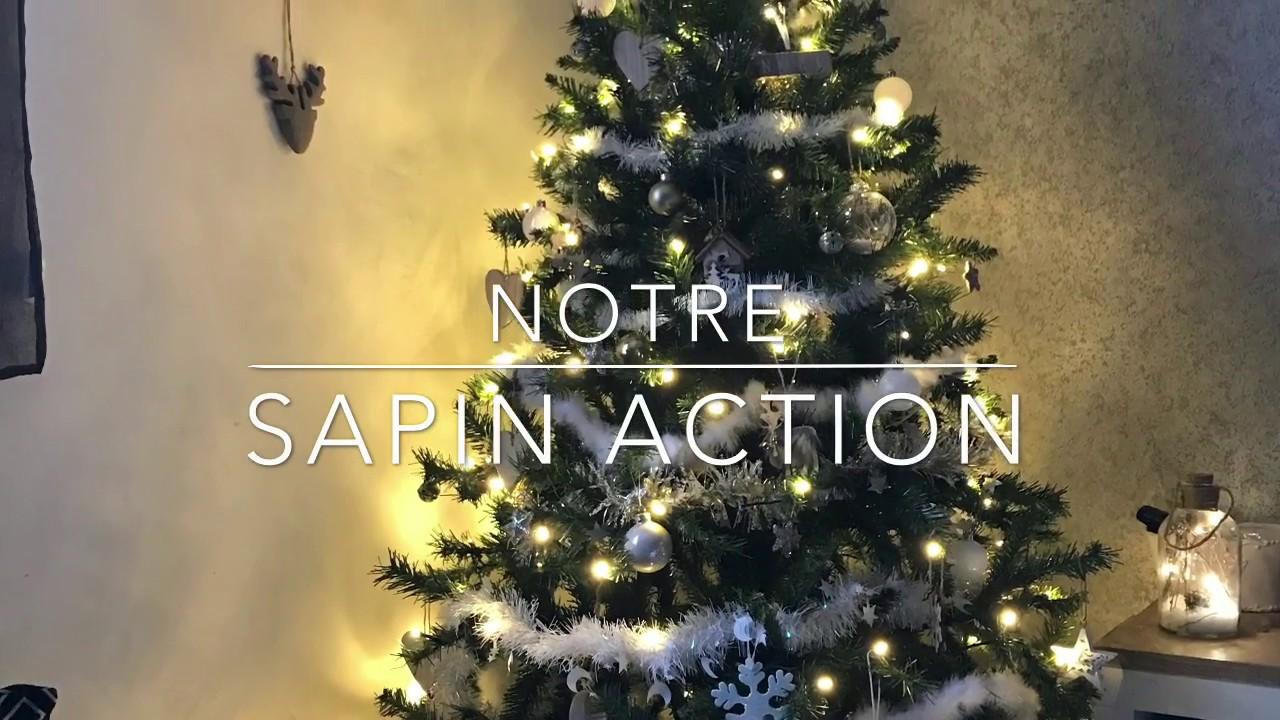 Cache Pied De Sapin Rotin notre sapin de noël (sapin action 2.10 m)