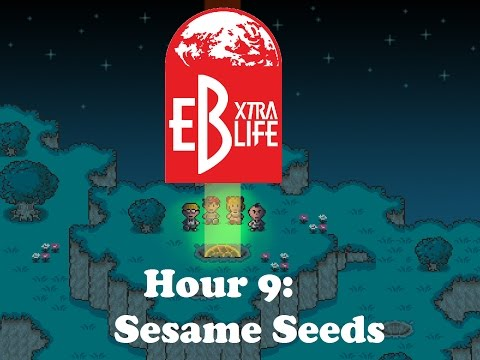 Earthbound Hour 9: Sesame Seeds