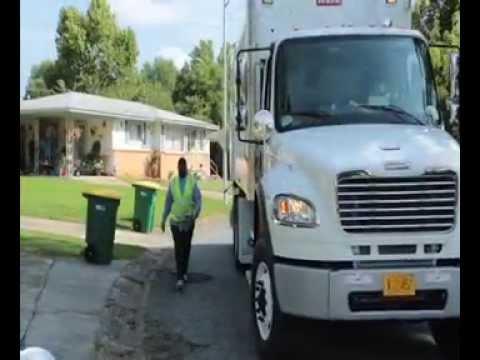 North Little Rock Sanitation Video