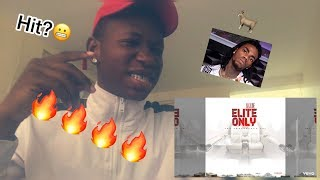 Alkaline - Elite Only (official Audio) *REACTION*