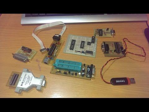 Прошивка микроконтроллеров PIC - это очень просто!