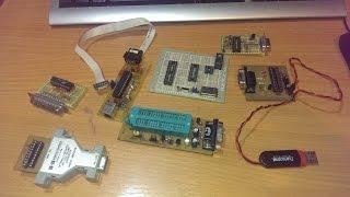 Microcontrollers bu PIC hamda firmware - oson!