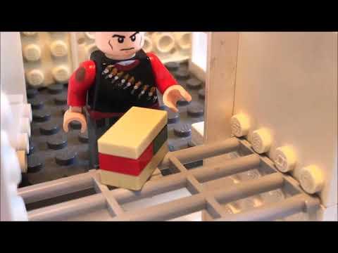 LEGO TF2: Meet the Sandvich