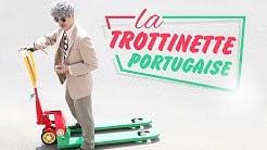 LA TROTTINETTE PORTUGAISE 🛴🇵🇹 humour Portugal - JOSÉ CRUZ