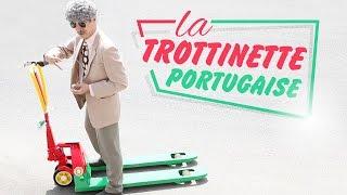 LA TROTTINETTE PORTUGAISE 🛴🇵🇹 Meilleure Trottinette - JOSÉ CRUZ