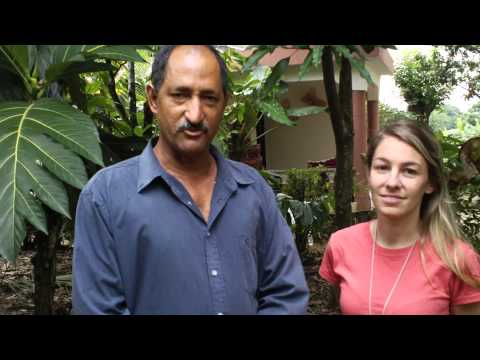 Chat with the project partner in Bonao, Dominincan Republic