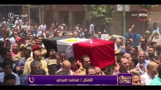 محمد صبحي للفنانين ألا نستحي ونقدم أعمالا تتناسب مع تضحيات ا...مصراوى