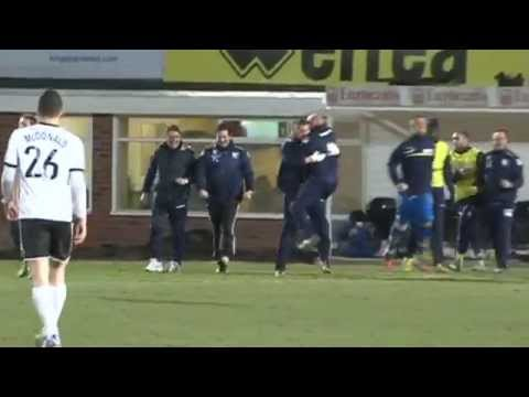 One year on: Hereford United 1-2 Stags