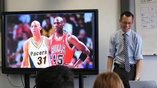 Two-Way Tables (2 of 2: Michael Jordan vs. Reggie Miller)