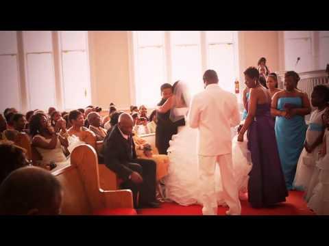 Mr & Mrs. Gaines 2013 | Wedding Music Video | Eric Benet - Real Love