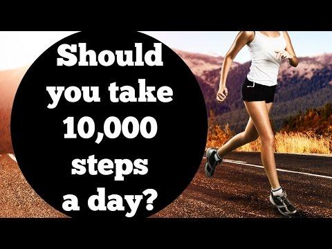 Should You Take Steps Day