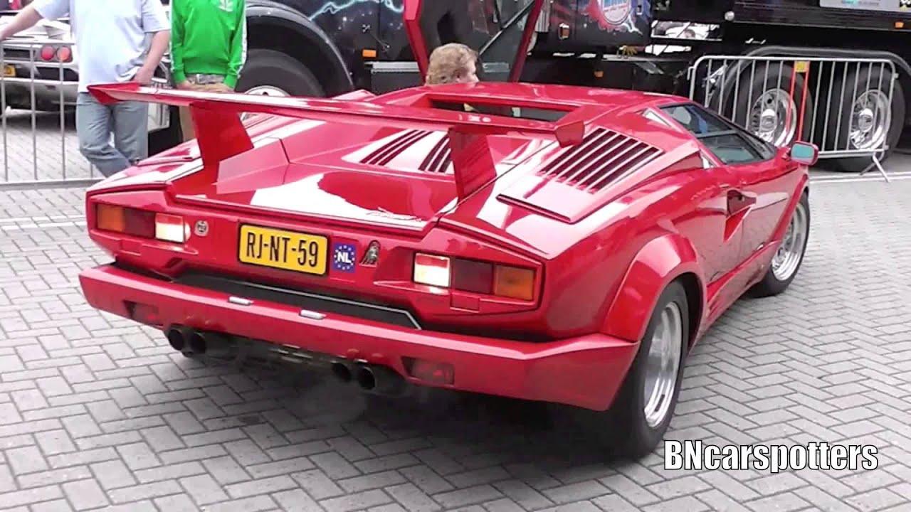 NFSW: Old Quarter Reverse test run / Lamborghini Countach ...  |Lamborghini Countach Reverse
