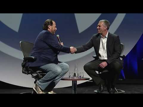 CONNECT 2018: Fireside Chat, Salesforce Chairman & CEO Marc Benioff and MuleSoft CEO Greg Schott