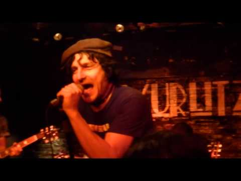 JESSE MALIN Rudie can't fail (The Clash Cover) MADRID Sala Wullitzer 10/03/2016