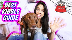 Best Kibble for Dogs // Pet Food Review