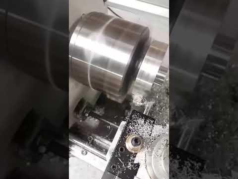 First test on DIY Mini Lathe