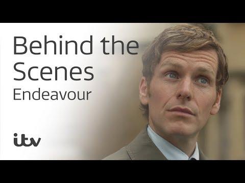 Endeavour: Behind the Scenes | Shaun Evans as DS Endeavour Morse | ITV