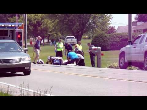 Shippenville Township Accident Scene on Route 66