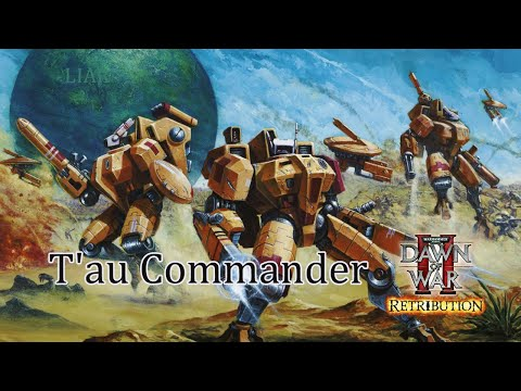 Dawn Of War 2 Retribution Last Stand ► Командир тау
