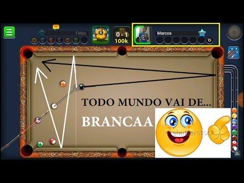 8 Ball Pool - Semi Final Torneio dos Youtubers - Fábio VS Marcos