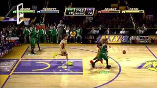 NBA Jam X360 - Alley Oop