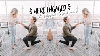 WE'RE ENGAGED!! 💍 Surprise Proposal Story + Video | Bianca Franco & Collin Henderson