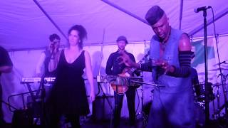 Angelo Moore & The Brand New Step - Moonage Daydream (SXSW 2014) [David Bowie cover] HD
