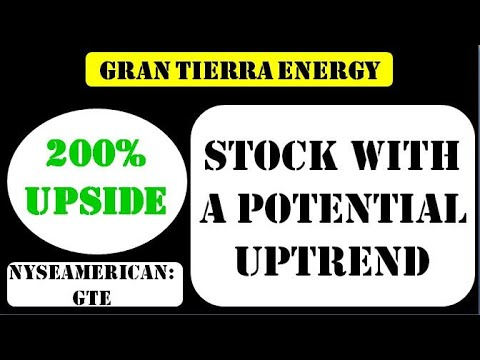 Gran Tierra Energy Inc Stock with a potential uptrend - gte stock
