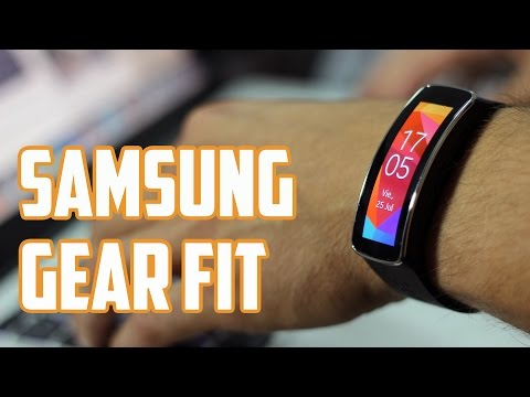 Samsung Gear Fit, Review en Español