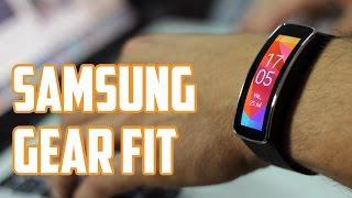 Samsung Gear Fit, Review en Español