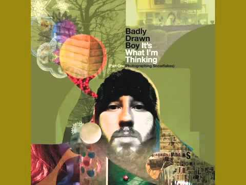 Badly Drawn Boy Pissing