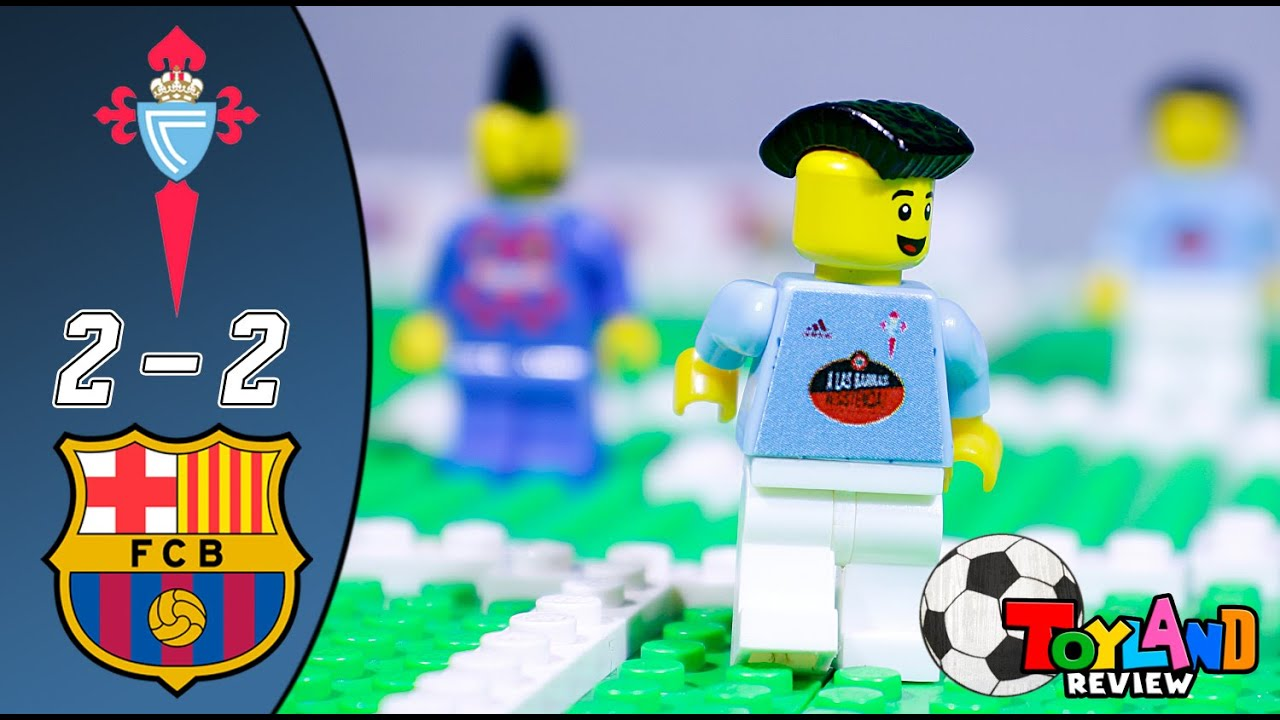 LEGO Celta 2 - 2 FC Barcelona Highlights & All Goals 2020
