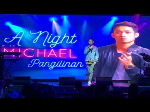 Michael Pangilinan BAKIT BA IKAW Live at Boracay Bar Dubai UAE