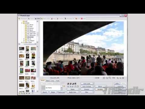 Photoscape Arka Işık Düzeltme - Nasıl Yapılır ? - Tamindir