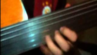 Perdesiz Gitar ile Kürdi Saz Semaisi Eski Sokak